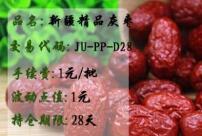 新疆精品灰枣